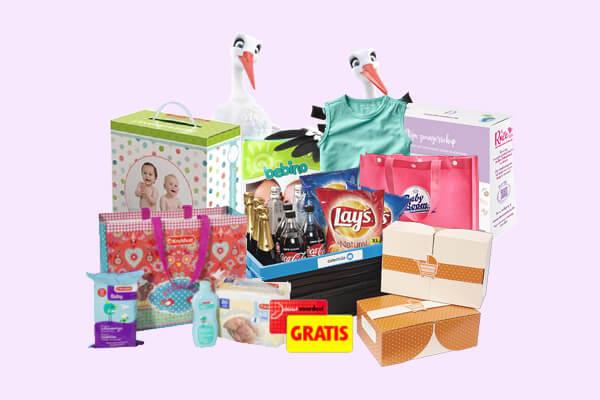 alle gratis babypakketten