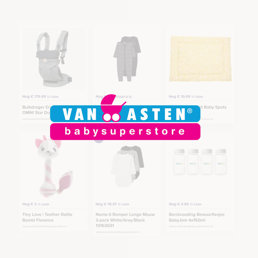 voorbeeld geboortelijst van asten babysuperstore